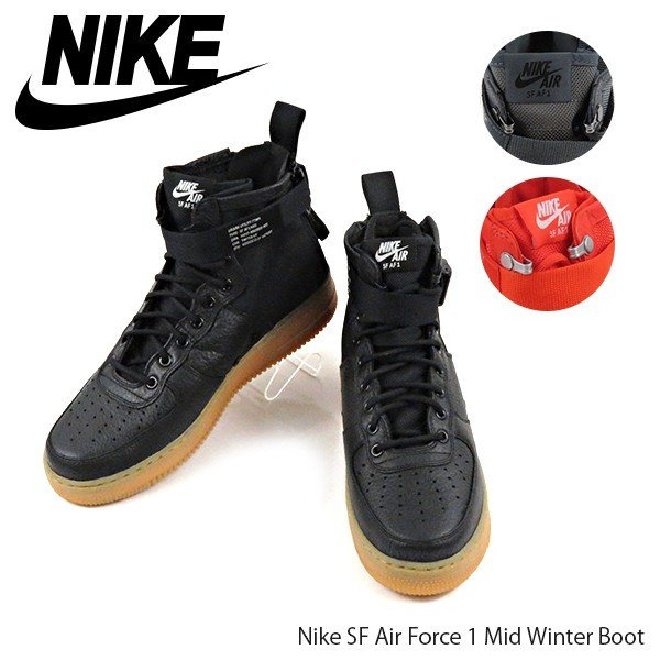 『Nike-ナイキ-』SF Air Force 1 Mid  [917753]-スペシャル フィールド エアフォース 1 ミッド-