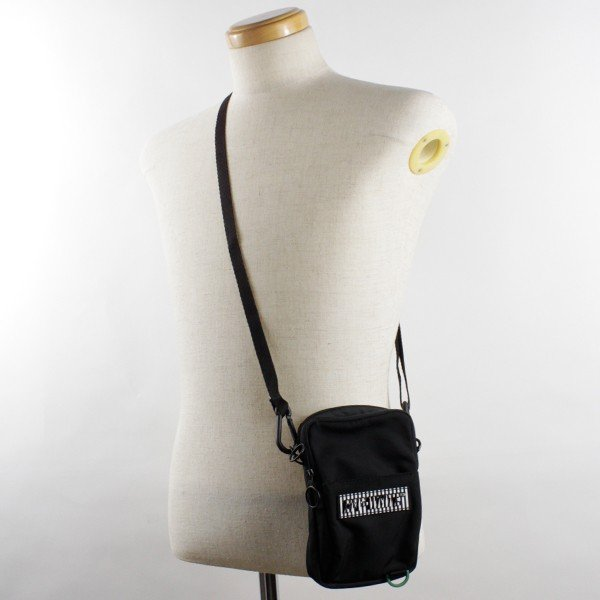 『Off-White-オフホワイト-』PATCH HIP BAG-パッチ ヒップ バッグ 立体ロゴ OMNA055R19C06021