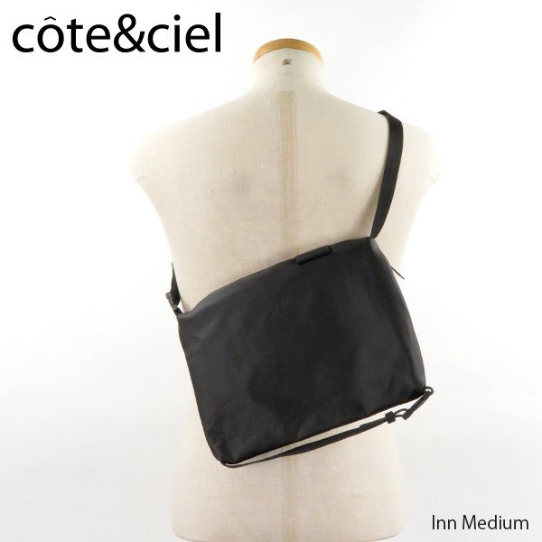 『cote&ciel-コートエシエル-』Inn Medium [28763]-サコッシュ ショルダーバッグ ミディアム