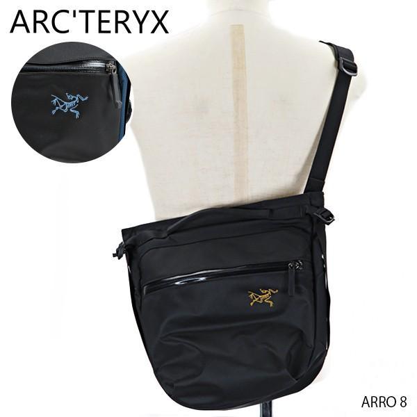 ARC'TERYX-アークテリクス- ARRO 8 アロー8[24019]