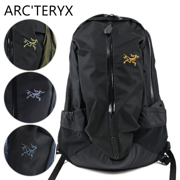 ARC'TERYX-アークテリクス- ARRO 16 アロー16[24018]