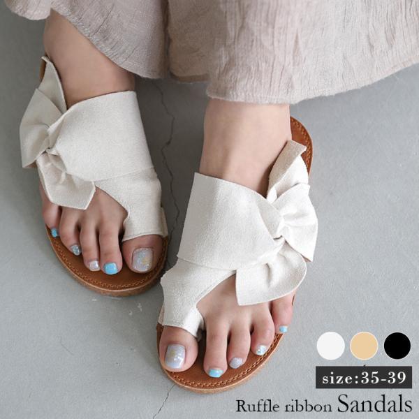 トングサンダルレディースフラットサンダルおしゃれ可愛い靴サンダル lgww-at2201   :1-5営業日   メ込