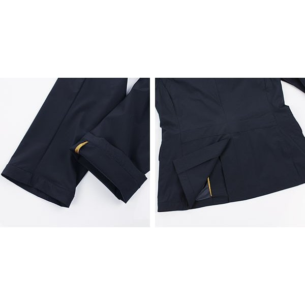セール 国内正規品 MOORER ムーレー メンズ ストレッチ ナイロンジャケット DEZ EX BLU (ネイビー)special priceAM|laglagmarket|06