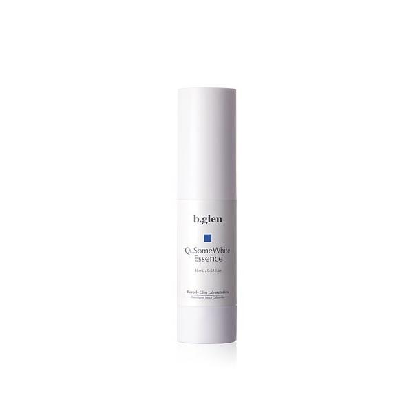 <b.glen> ビーグレン QuSomeホワイトエッセンス 15ml 美容液『目が覚めるようなクリアな肌へ導くブライトニング美容液』 日本製|lagunamaris