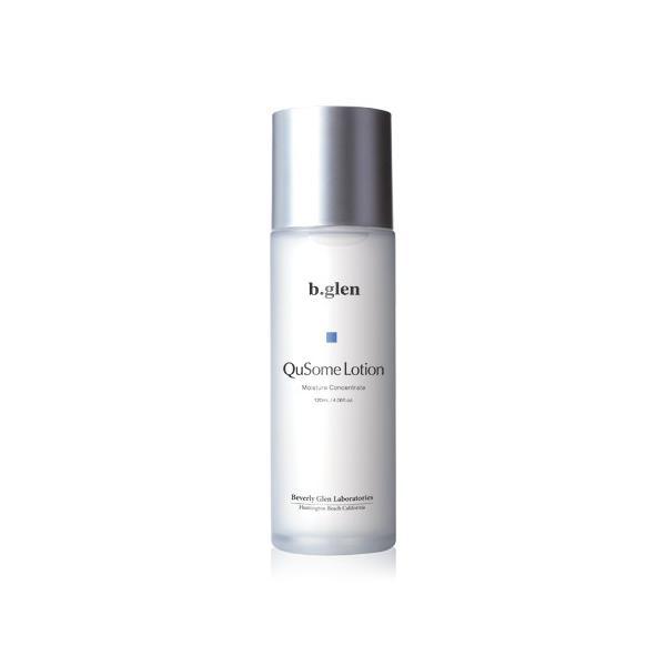 ビーグレン QuSomeローション  120ml <b.glen> 『17時間「とどまり続ける」うるおいで、 健やかな美しい肌をつくり上げる高機能化粧水』 日本製★|lagunamaris