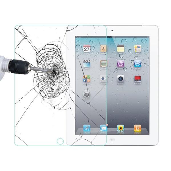 iPad2 / ipad3 / ipad4 ガラスフィルム 気泡ゼロ 飛散防止 9.7インチ Apple iPad 2 / iPad 3 / iPad 4 フィルム 60日割れでも保証 国産強化ガラス|lakko|02