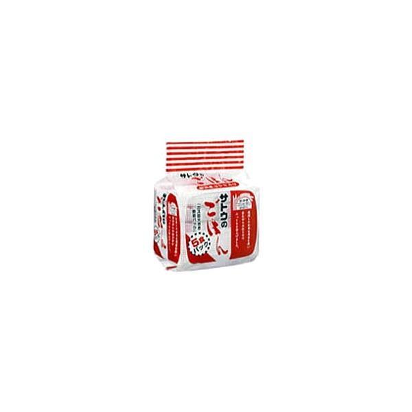 2箱まで1個口 サトウ食品 サトウのごはん 新潟産コシヒカリ 5食セット×8P [送料無料対象外]