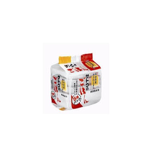 2箱まで1個口 サトウ食品サトウのごはん秋田県産あきたこまち5食セット×8P [ケース販売] [送料無料対象外]