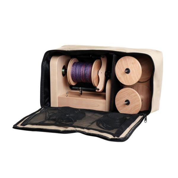 アシュフォード 電動スピナー3 ラッカー塗装 <紡ぎ 紡ぎ車 ashford>|lamerr|04