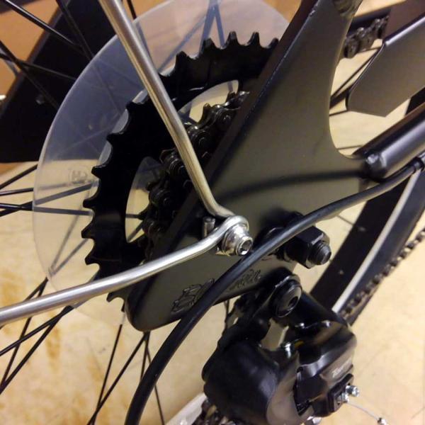 自転車 フェンダー 泥除け ELECTRA AROY FENDER MENS 26inch エレクトラ アルミフルフェンダー   lanai-makai 05