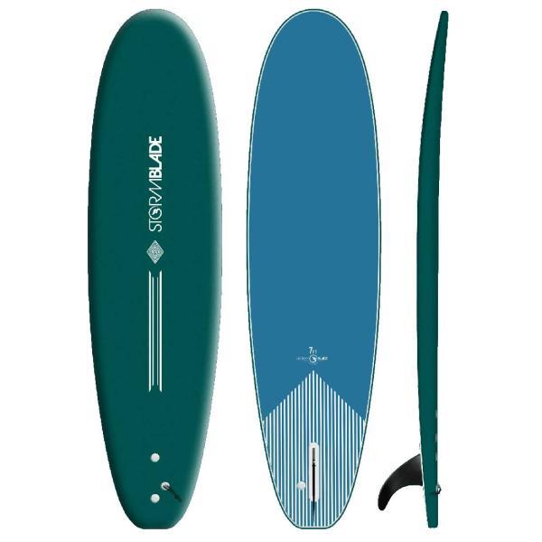 サーフボード ソフトボード STORM BLADE 7ft SURFBOARDS LTD|lanai-makai