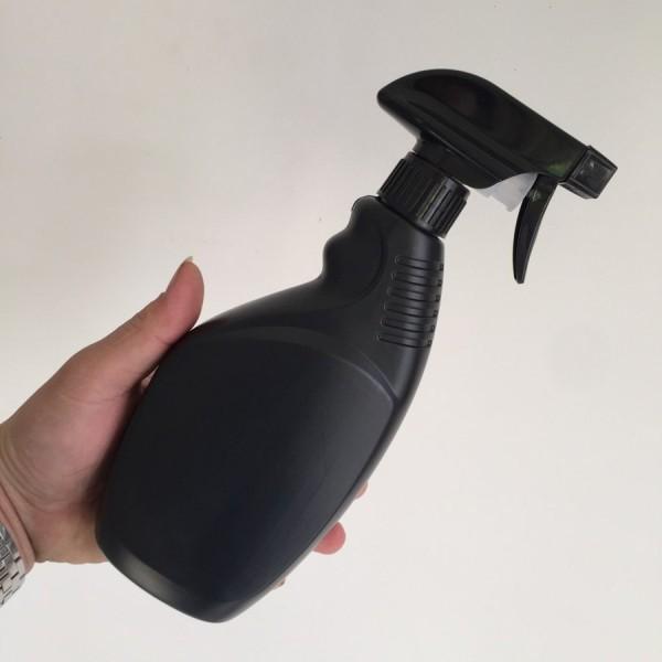 次亜塩素酸水対応噴霧スプレーボトル遮光霧吹き空ボトルスプレー遮光容器500mlアルコール消毒液対応高密度HDPE