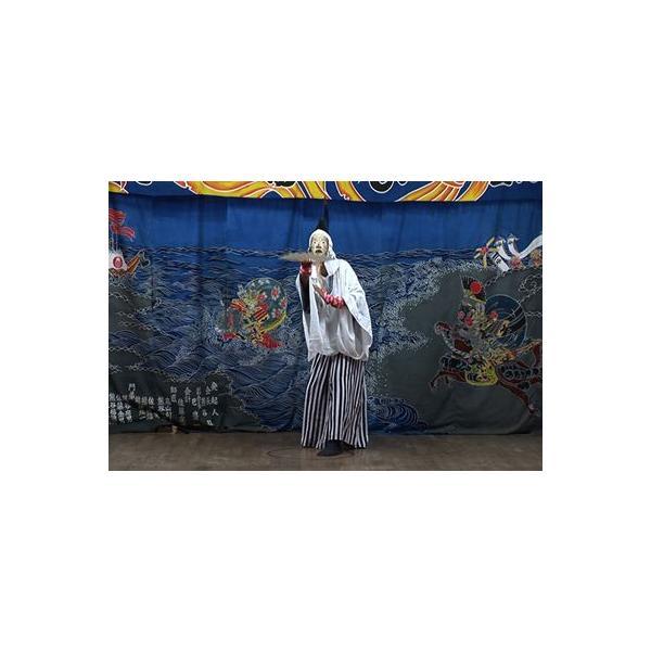 『秋田県指定無形民俗文化財  屋敷番楽』【DVD】(民俗芸能)|landscape-store|03