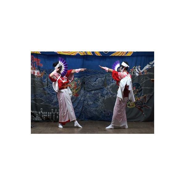『秋田県指定無形民俗文化財  屋敷番楽』【DVD】(民俗芸能)|landscape-store|04
