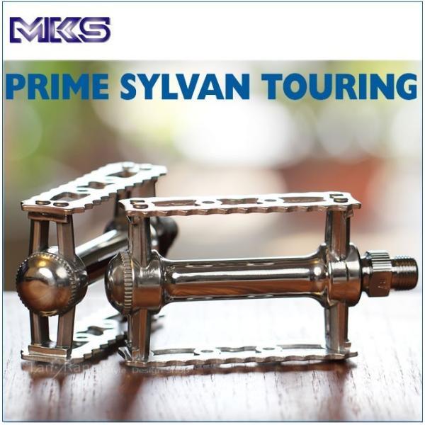 MKS 三ヶ島製作所  Prime Sylvan Touring (シルバー)  プライム シルバン ツーリング|lanran|04