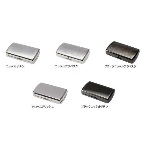 シガレット(たばこ)ケース・喫煙具  カジュアルメタルケース ヴィーナスベビー10(70mm)