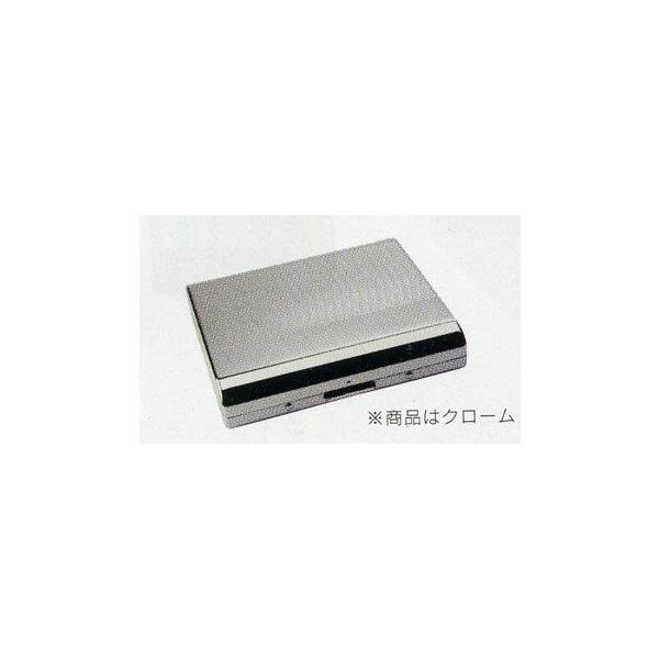 シガレット(たばこ)ケース・喫煙具 カジュアルメタルケース ストライプ18(85mm)