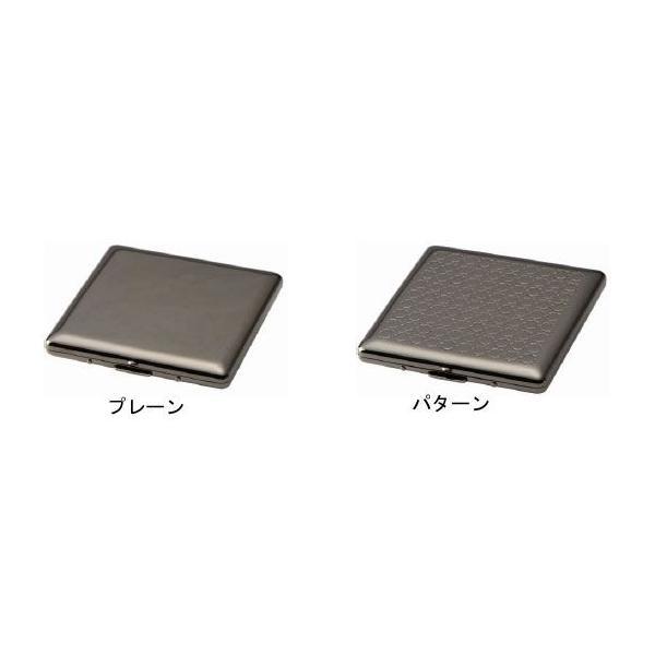 カジュアルメタルケース 10(85mm)ブラックニッケル