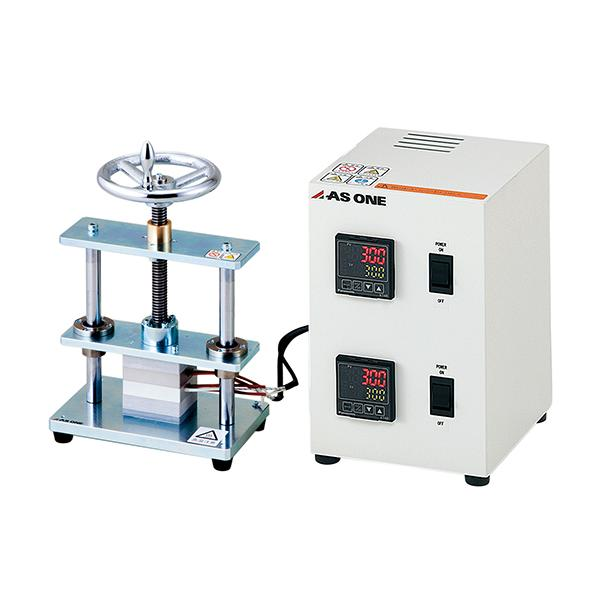 ASONE 万力熱プレス機 デジタル MNP2-002D 2-7945-12