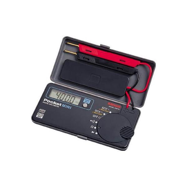 三和電気計器 SANWA ポケット型デジタルマルチメータ PM7A