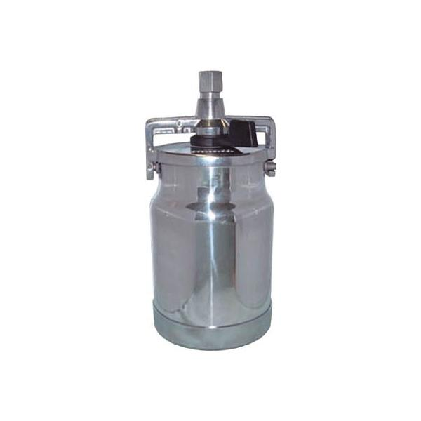 CFTランズバーグ デビルビス 吸上式塗料カップアルミ製レバータイプ(容量1000cc)G3/8 KR-555-1