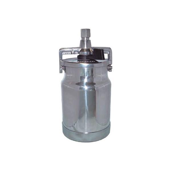 CFTランズバーグ デビルビス 吸上式塗料カップアルミ製レバータイプ(容量1000cc)G1/4 KR-555-2