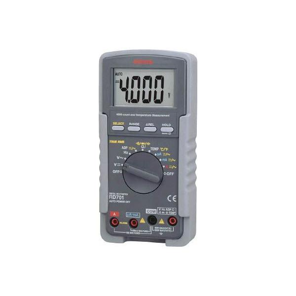 三和電気計器 SANWA デジタルマルチメータ 真の実効値対応 RD701