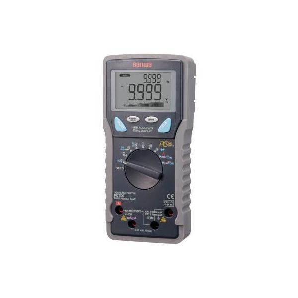三和電気計器 SANWA デジタルマルチメータ パソコン接続型 PC700