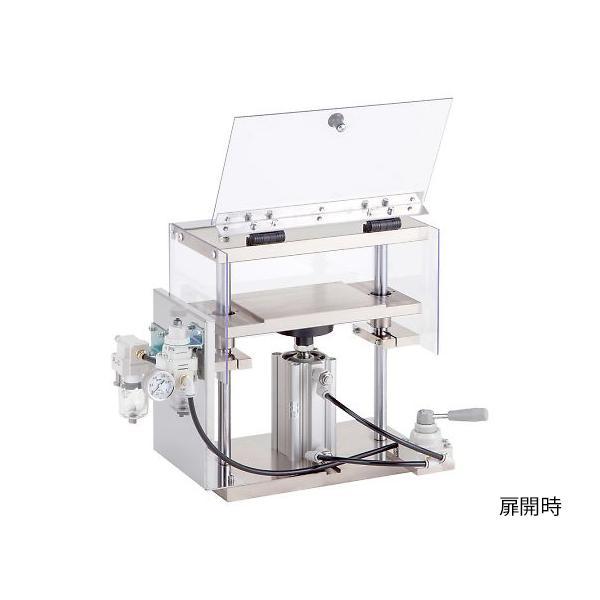 エアプレス機 加圧保持タイプ ASP-180 4-2682-01