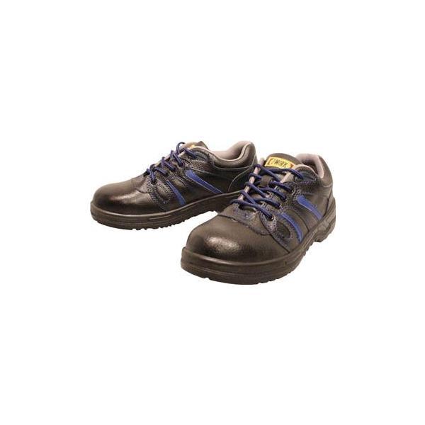 おたふく 安全シューズ静電短靴タイプ 23.5cm JW-753-235