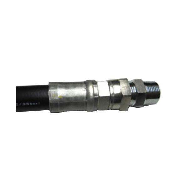 横浜ゴム 一般油圧ホース 1600mm L35-9-1600-1004-1001