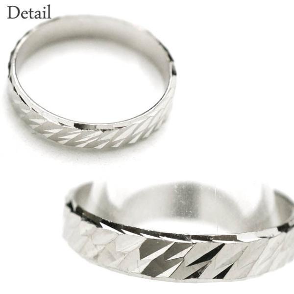 シルバー925 メンズ レディース リング シンプル カットデザインがキレイに輝く指輪 silver925 シルバーアクセサリー|laplateriashu|02