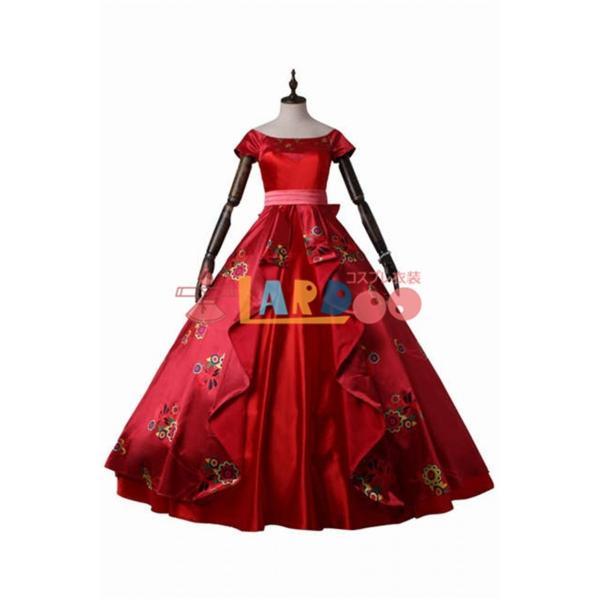 ちいさなプリンセス ソフィア プリンセス・エレナ ドレス 高品質