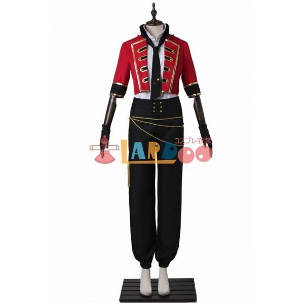 MARGINAL#4 桐原アトム 100万回の愛革命 コスプレ衣装