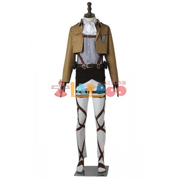 進撃の巨人 リヴァイ 調査兵団 自由の翼 コスプレ衣装