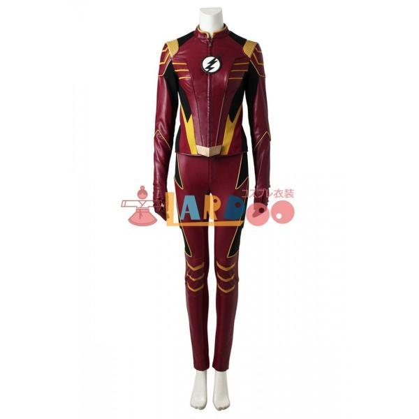フラッシュ/THE FLASH3 ジェシー・クイック コスプレ衣装 激安 アニメ コスチューム 仮装 cosplay