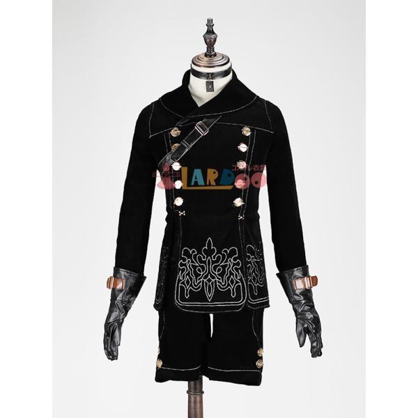 NieR:Automata ニーア オートマタ ヨルハ九号S型/9S コスプレ衣装 激安 アニメ コスチューム ゲーム 仮装 cosplay|lardoo-store