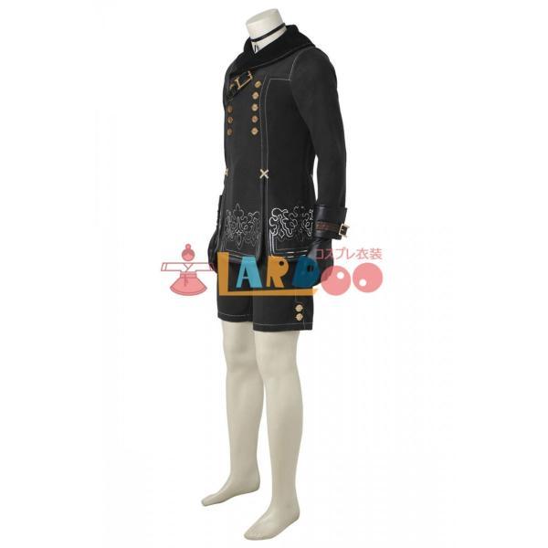 NieR:Automata ニーア オートマタ ヨルハ九号S型/9S コスプレ衣装 激安 アニメ コスチューム ゲーム 仮装 cosplay|lardoo-store|02