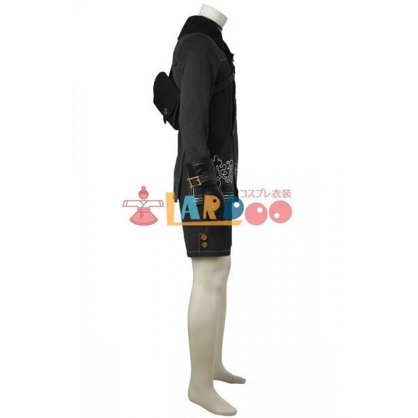 NieR:Automata ニーア オートマタ ヨルハ九号S型/9S コスプレ衣装 激安 アニメ コスチューム ゲーム 仮装 cosplay|lardoo-store|05