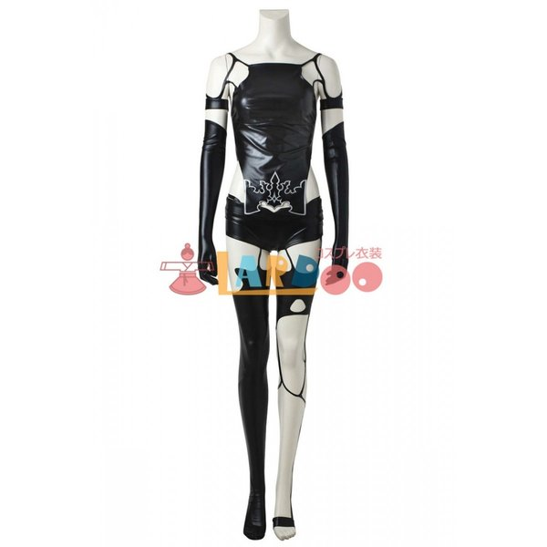 NieR:Automata ニーア オートマタ A2 ヨルハA型二号 コスプレ衣装 激安 アニメ コスチューム 仮装 cosplay|lardoo-store
