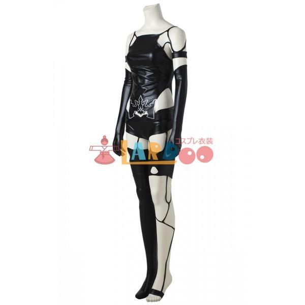 NieR:Automata ニーア オートマタ A2 ヨルハA型二号 コスプレ衣装 激安 アニメ コスチューム 仮装 cosplay|lardoo-store|02
