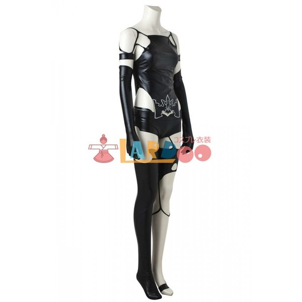 NieR:Automata ニーア オートマタ A2 ヨルハA型二号 コスプレ衣装 激安 アニメ コスチューム 仮装 cosplay|lardoo-store|03