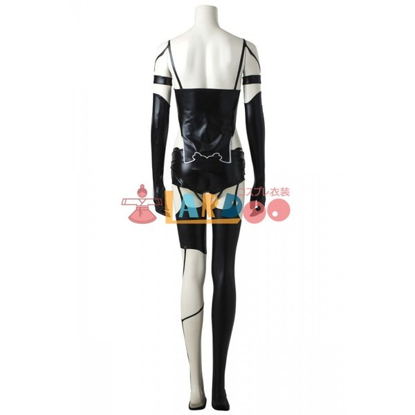 NieR:Automata ニーア オートマタ A2 ヨルハA型二号 コスプレ衣装 激安 アニメ コスチューム 仮装 cosplay|lardoo-store|04