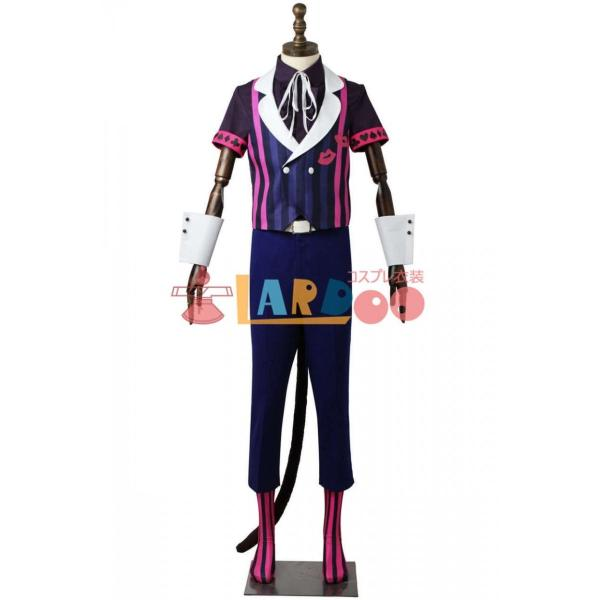 A3!(エースリー) 春組 不思議の国の青年アリス 佐久間咲也 コスプレ衣装
