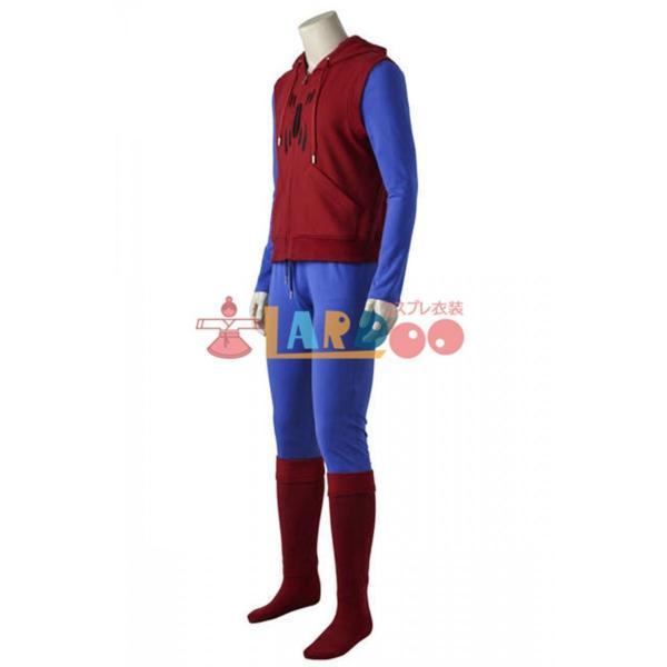 スパイダーマン ホームカミング ピーター・パーカー コスプレ衣装|lardoo-store|02