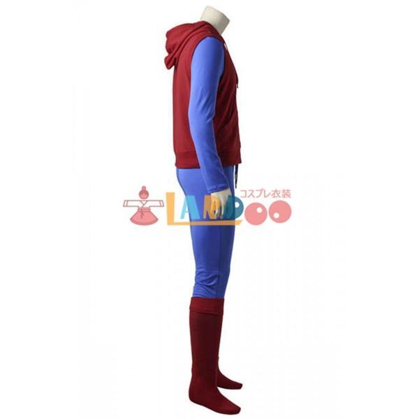 スパイダーマン ホームカミング ピーター・パーカー コスプレ衣装|lardoo-store|03