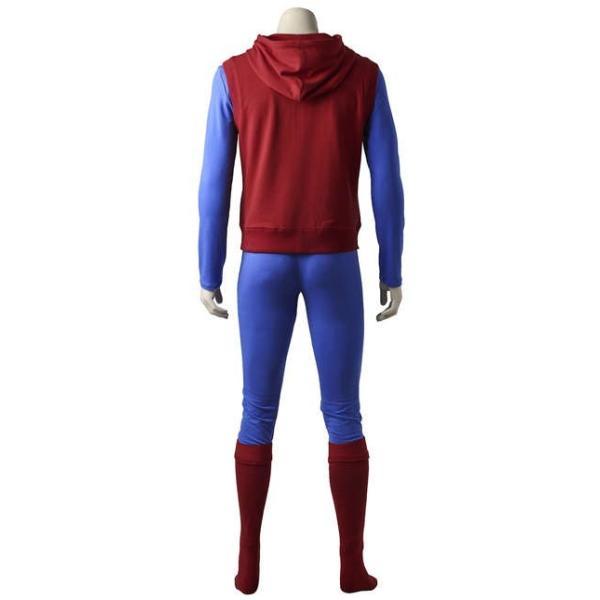 スパイダーマン ホームカミング ピーター・パーカー コスプレ衣装|lardoo-store|04