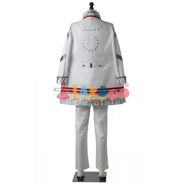 ファンタシースターオンライン2  アドミラフリート雪  コスプレ衣装 激安 アニメ コスチューム ゲーム 仮装 cosplay|lardoo-store|08