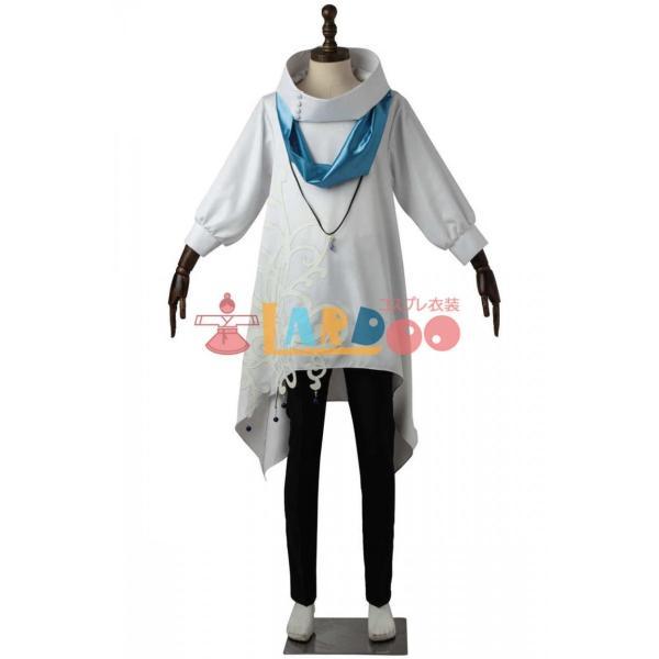 ツキプロ  TSUKIPRO THE ANIMATION QUELL 久我壱流  コスプレ衣装 激安 アニメ コスチューム ゲーム 仮装 cosplay
