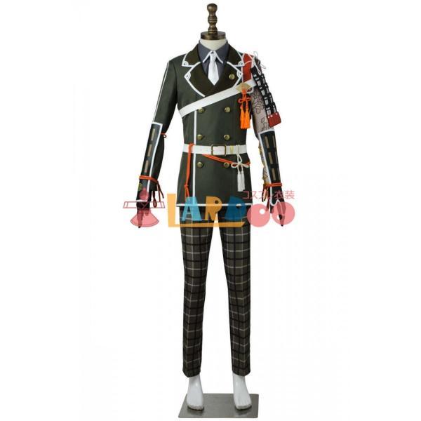 刀剣乱舞 篭手切江 出陣 コスプレ衣装 とうらぶ 通販 激安 コスチューム 仮装 cosplay